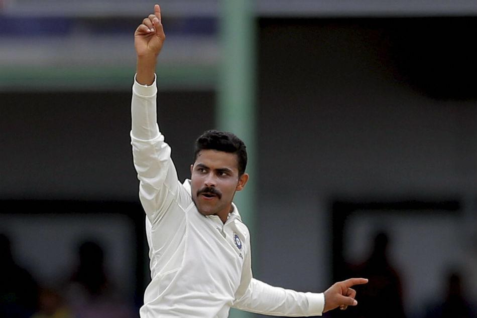 All Round Ravindra Jadeja Fires Saurashtra Big Win Ranji Trophy