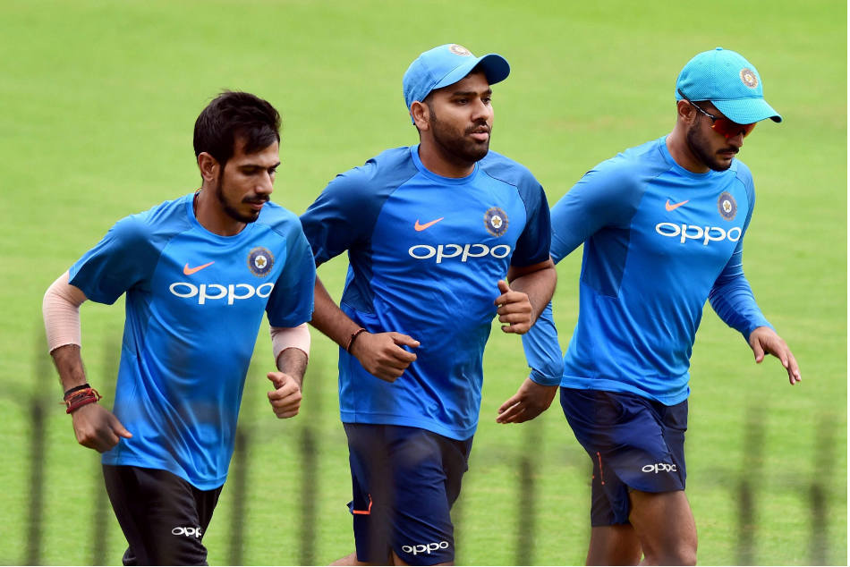 Momentum With India Says Rohit Sharma
