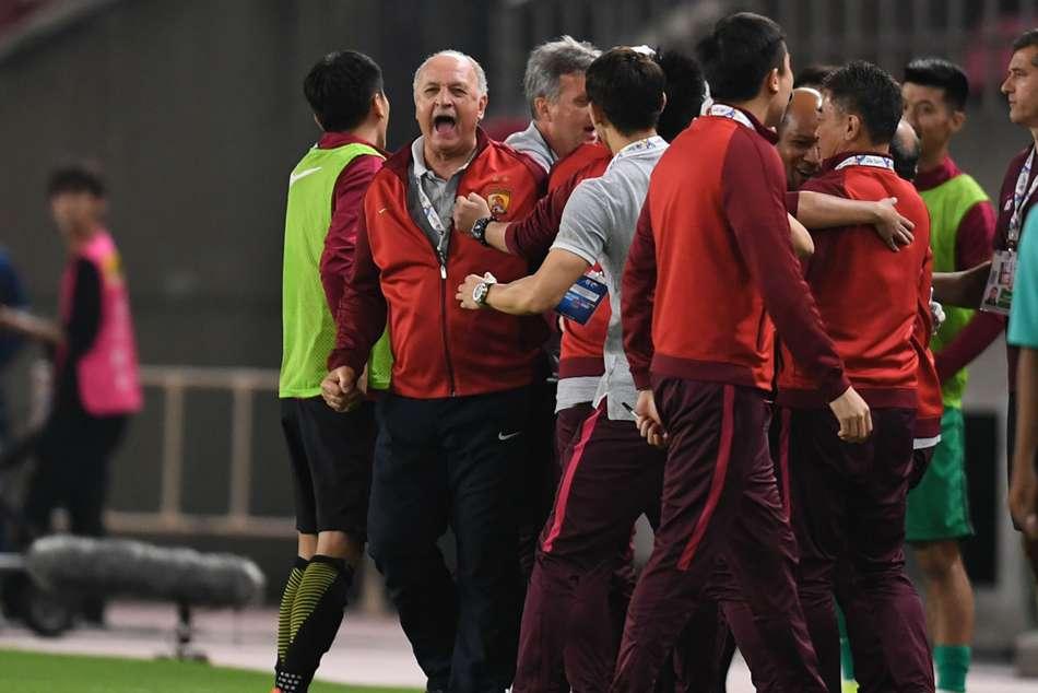 Guangzhou Evergrande Chinese Super League Title