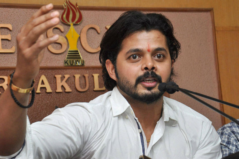 I Would Not Give Up My Fight Sreesanth