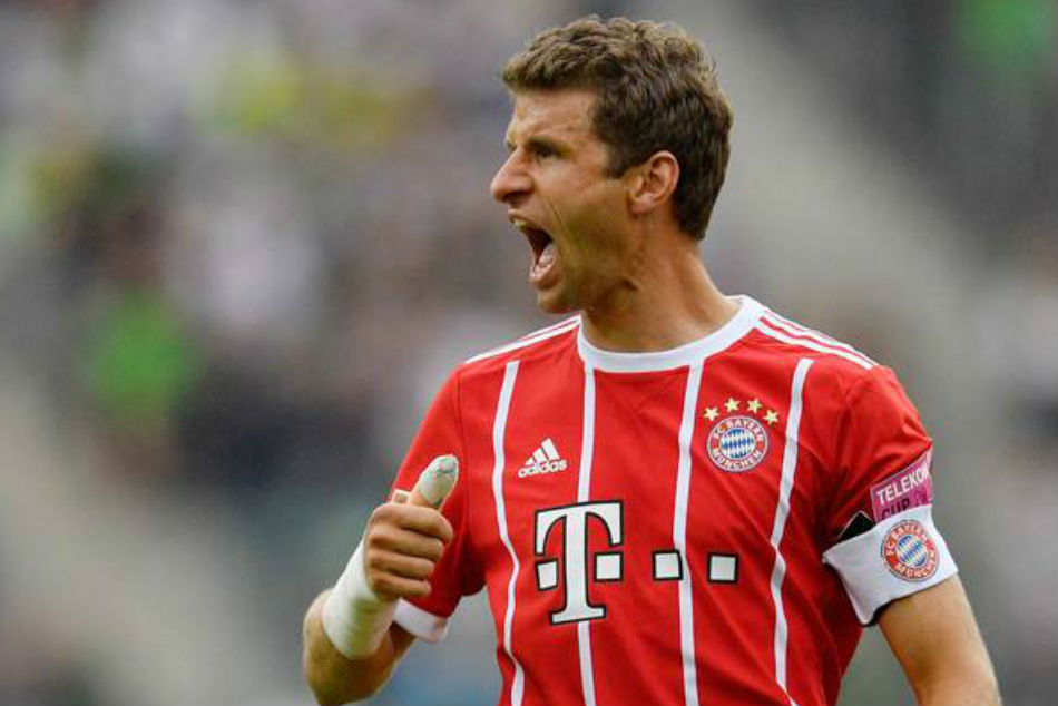 Thomas Muller slams sacked Bayern Munich boss Carlo ...