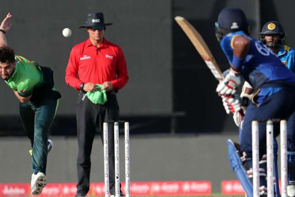 Pakistan Sri Lanka Odi Usman Khan