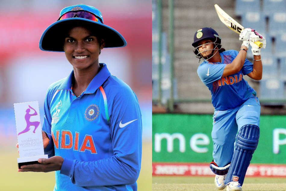 Veda Krishnamurthy Deepti Sharma Close Securing Big Bash Deals