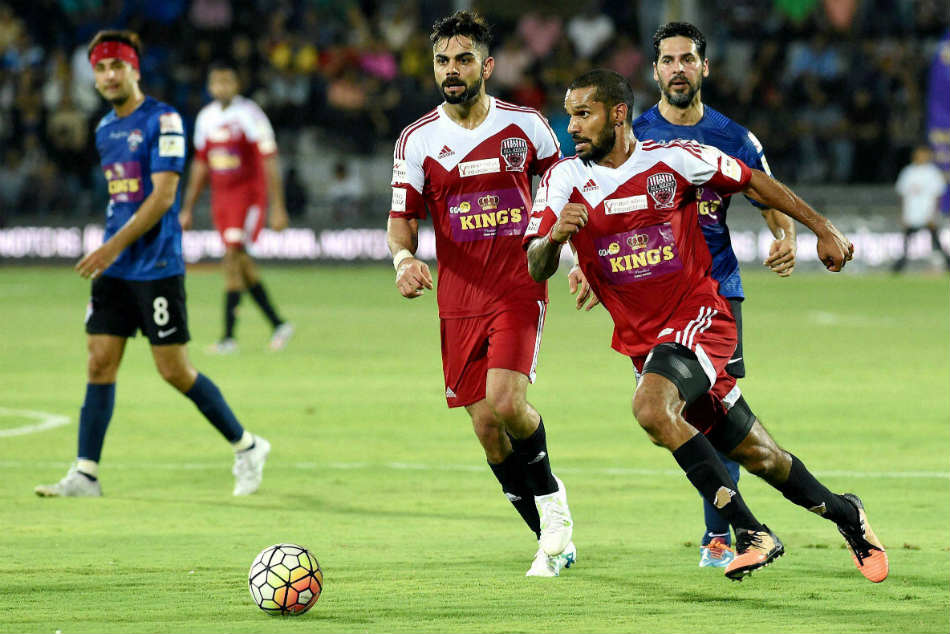 Virat Kohli to lead All Heart FC: All you need to know about Celebrity Classico Football - myKhel