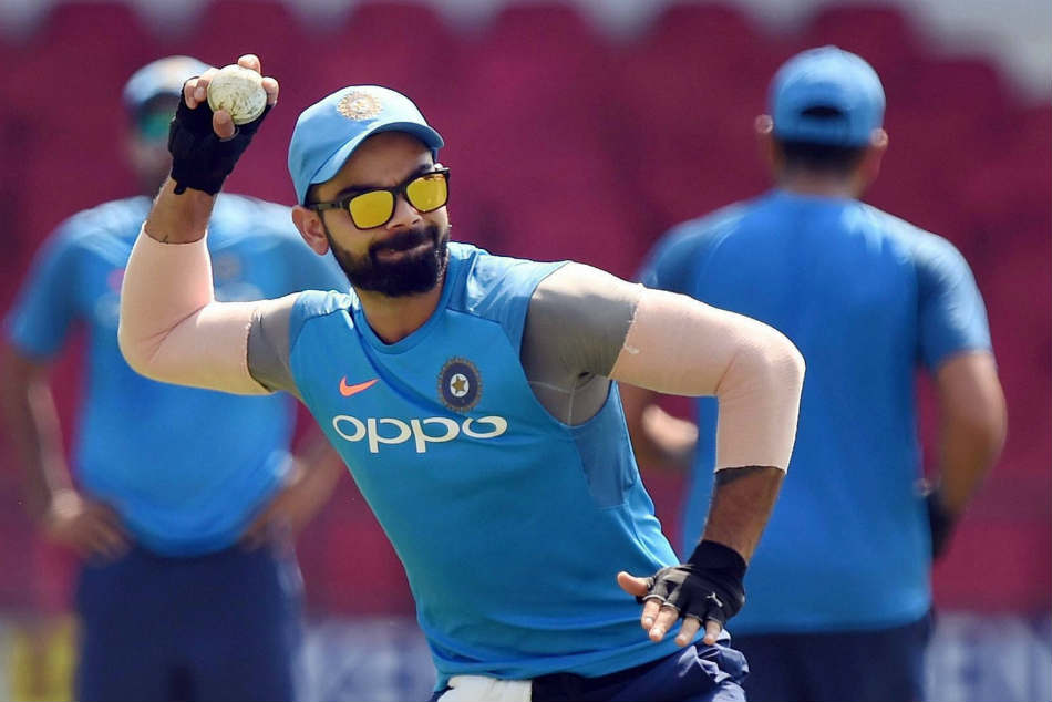 Kohli To Lead India Shreyas Iyer Mohammed Siraj Included In T20s
