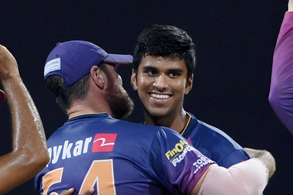 Washington Sundar Came To Know About Failed Yo Yo Test From Newspapers