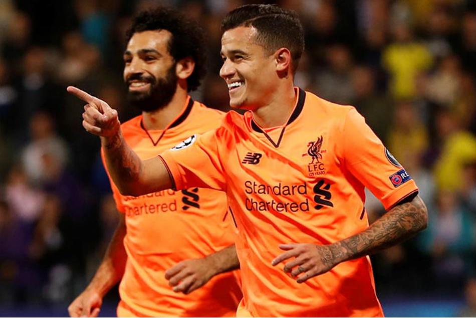Coutinho Heaps Praise On Team Mate Salah