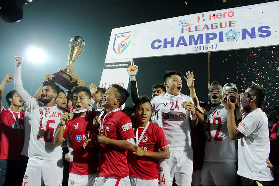 Among eight applicants, only Aizawl FC and Bengaluru FC were awarded the AFC license