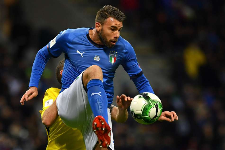 Italy's Andrea Barzagli reflects on disappointment