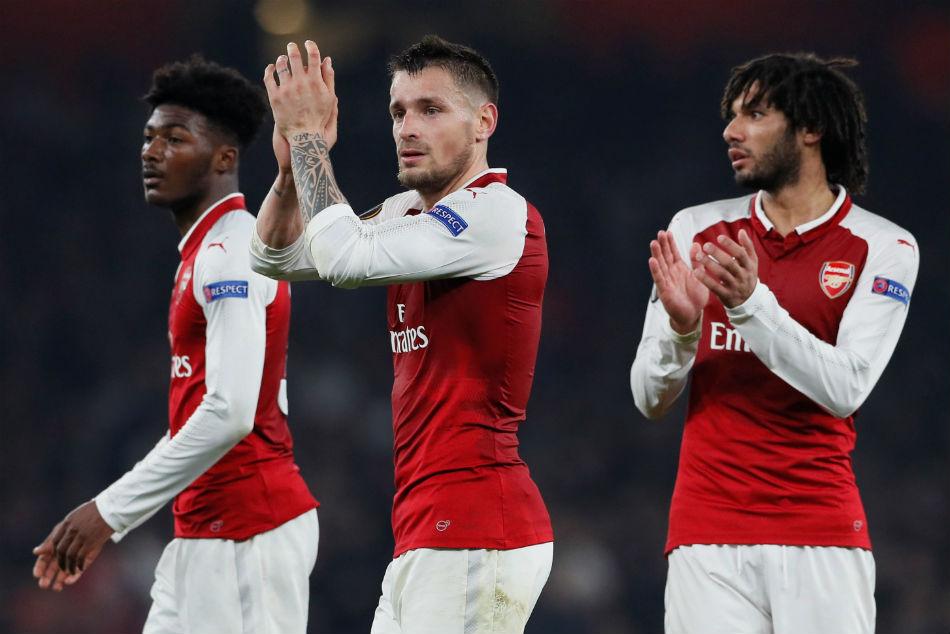 Arsenal Through Round 32 Europa League