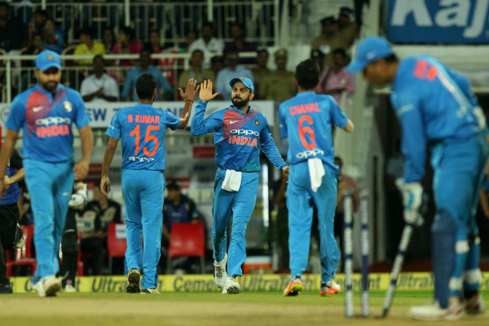 3rd T20I: Bowlers shine as India beat NZ by 6 runs in a nail-biting thriller, clinch series 2-1