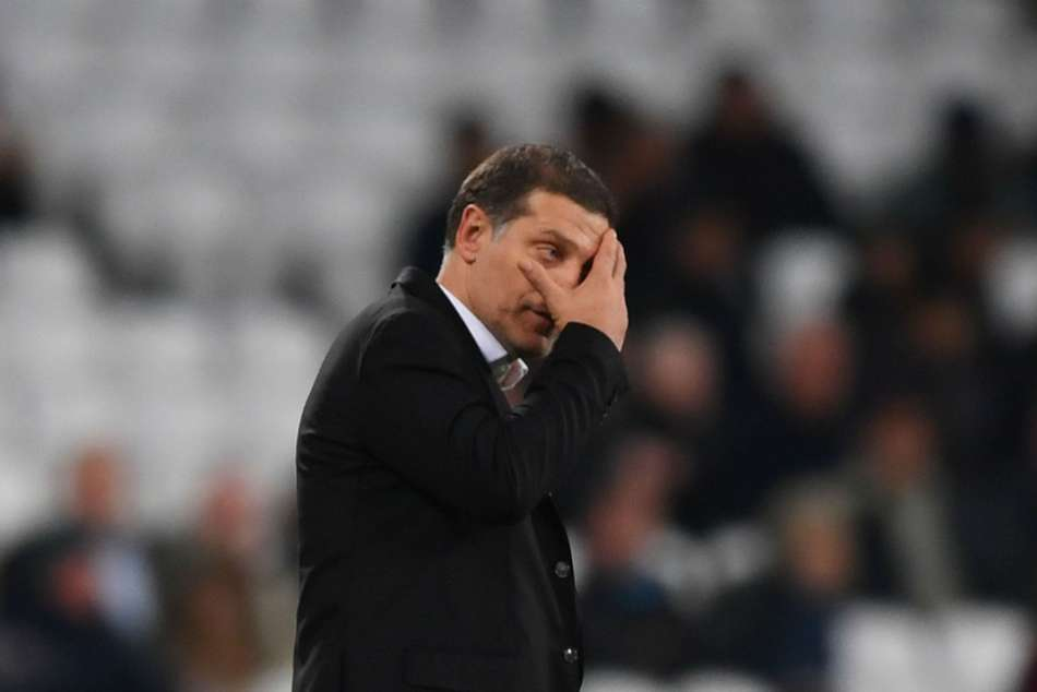 Slaven Bilic's West Ham were humbled 1-4 by Liverpool