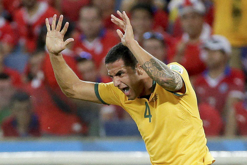 Cahill Pays Glowing Tributes Postecoglou