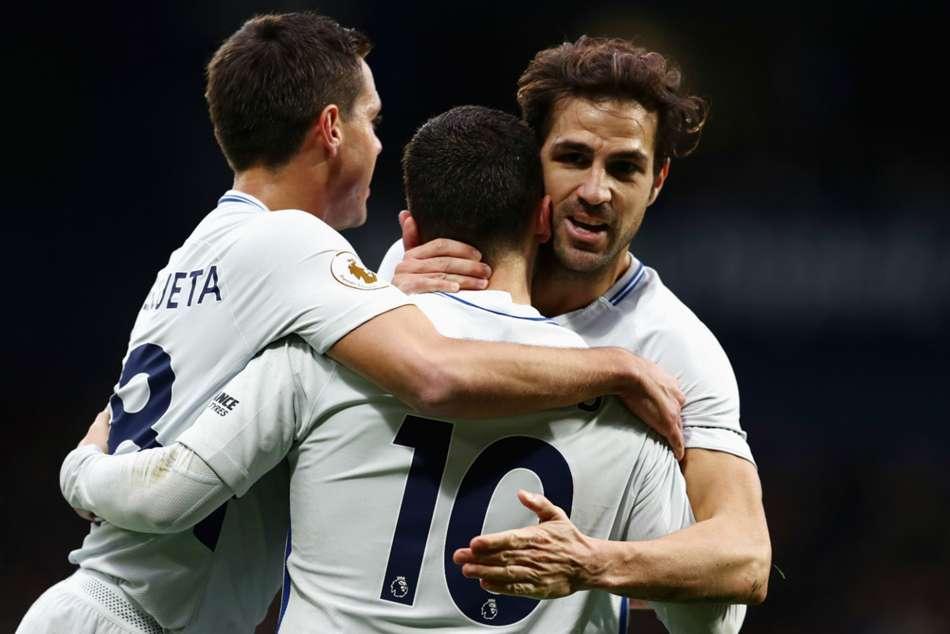 Uefa Champions League Qarabag 0 Chelsea 4 Eden Hazard Willian Leads Blues Into Last