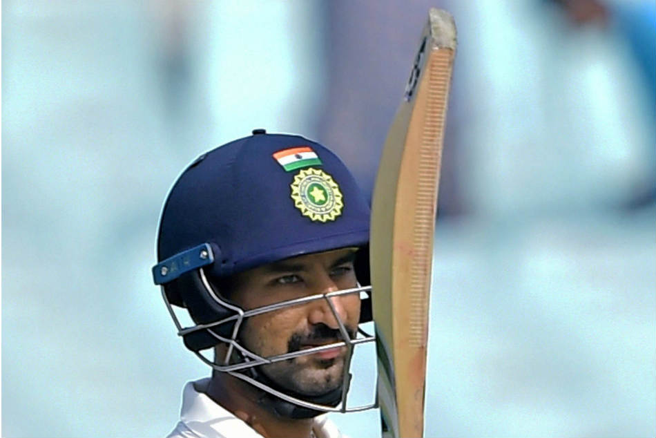 Cheteswar Pujara Bats On All Five Days Enters Elite Club