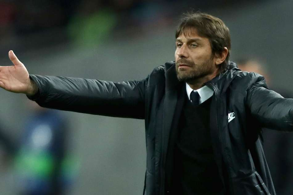 Conte Pleased To Take Pressure Off Atletico Clash
