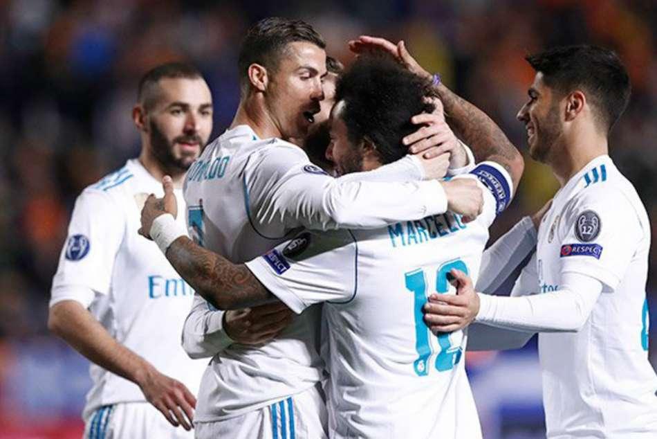 неделю футболу мадрид по 2018 реал матчей на прогноз