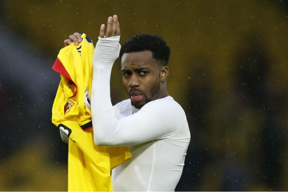 Tottenham defender Danny Rose close to Manchester United move