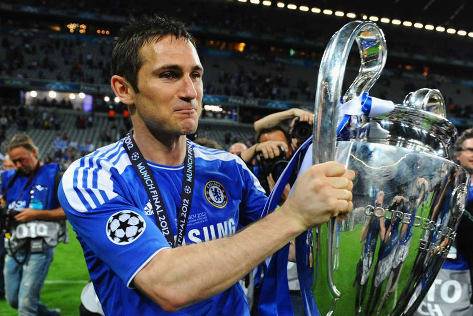 Lampard Excited By English Clubs In Champions League