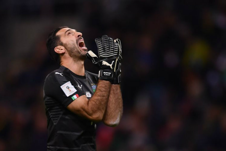 Gianluigi Buffon ended his career with a defeat