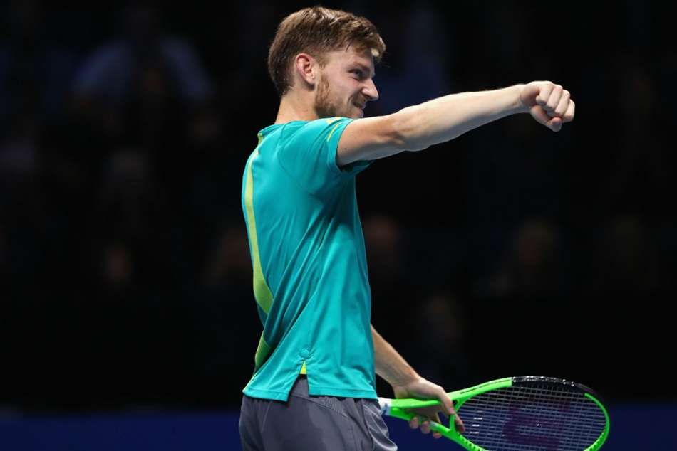 David Goffin Wilfried Tsonga Davis Cup Final
