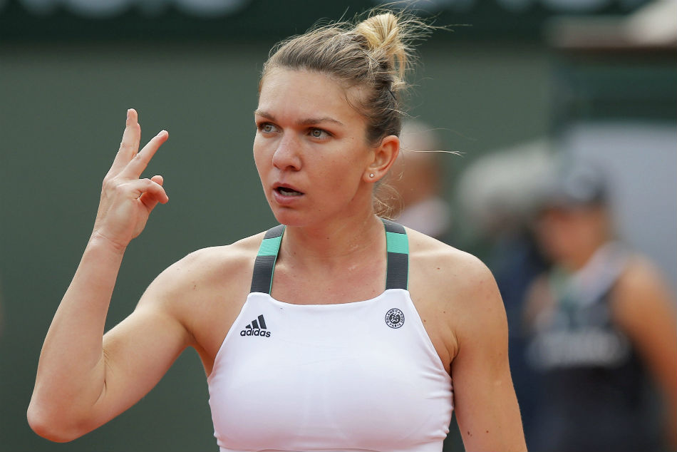 Halep S Comeback Win Against Svitolina Voted One The Best