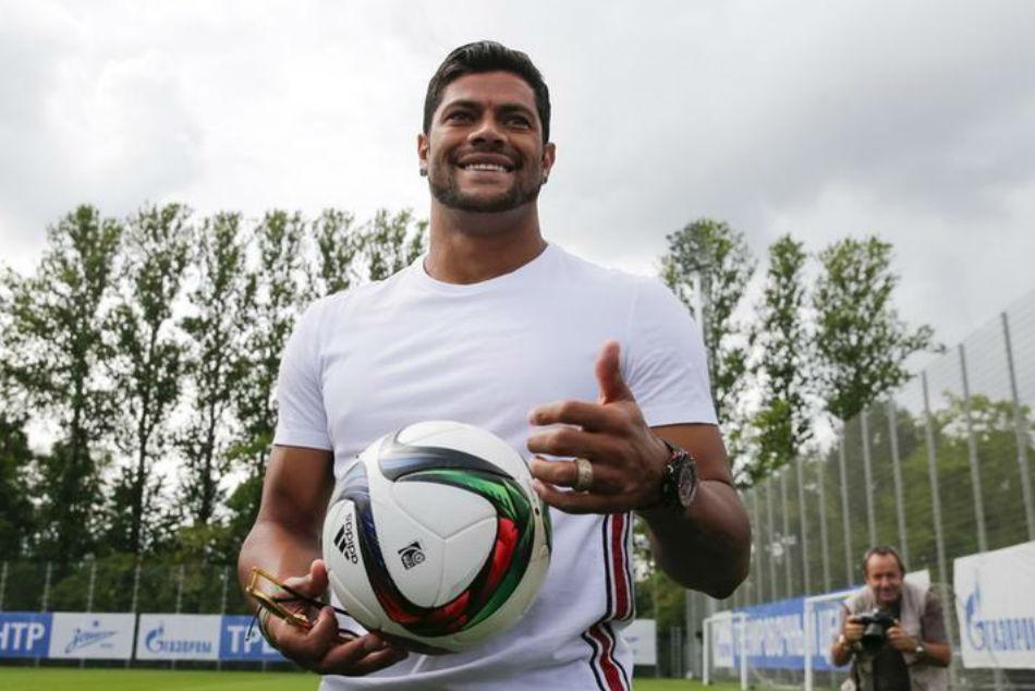 Brazil Forward Hulk Would Love Play Arsenal