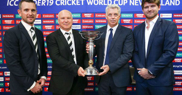 ICC U19 World Cup launch in New Zealand