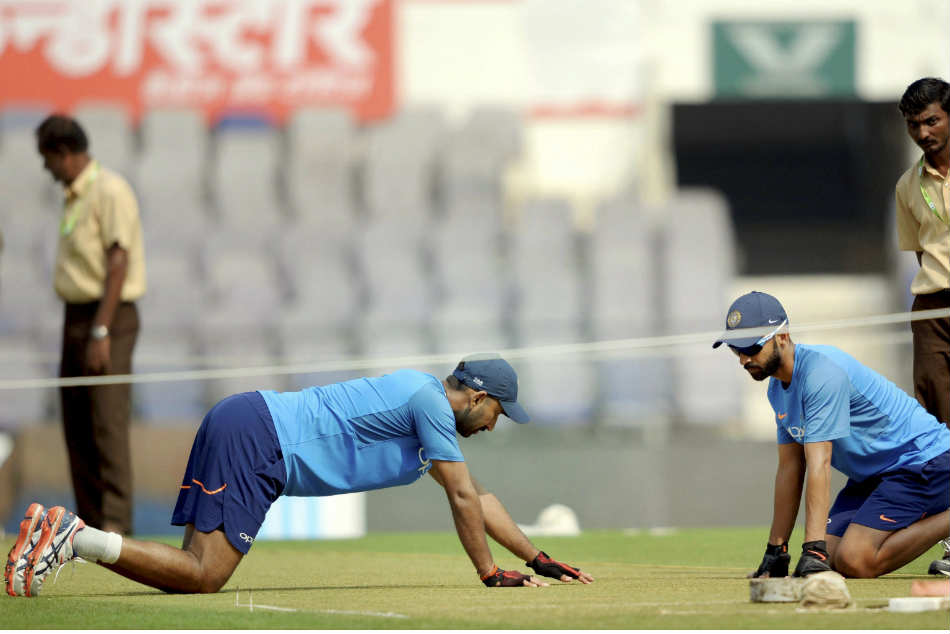 Preview 2nd Test Green Strip A Possibility For India Sl In Nagpur