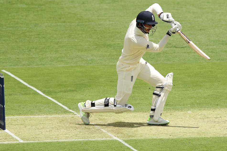 Ashes 1st Test England Steady After Early Cook Loss Brisba