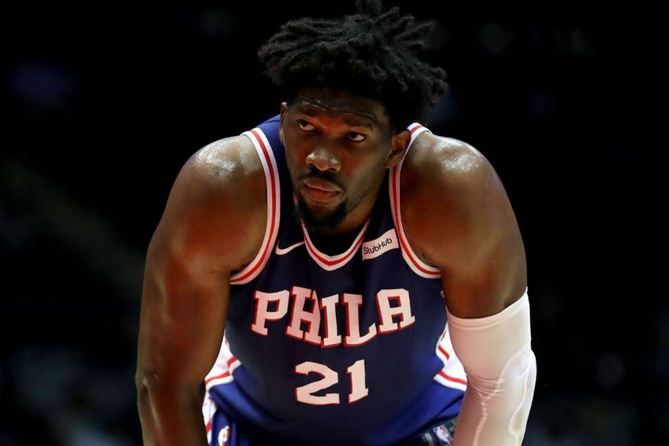 Kerr What Embiid Did Against The Lakers Was Terrifying