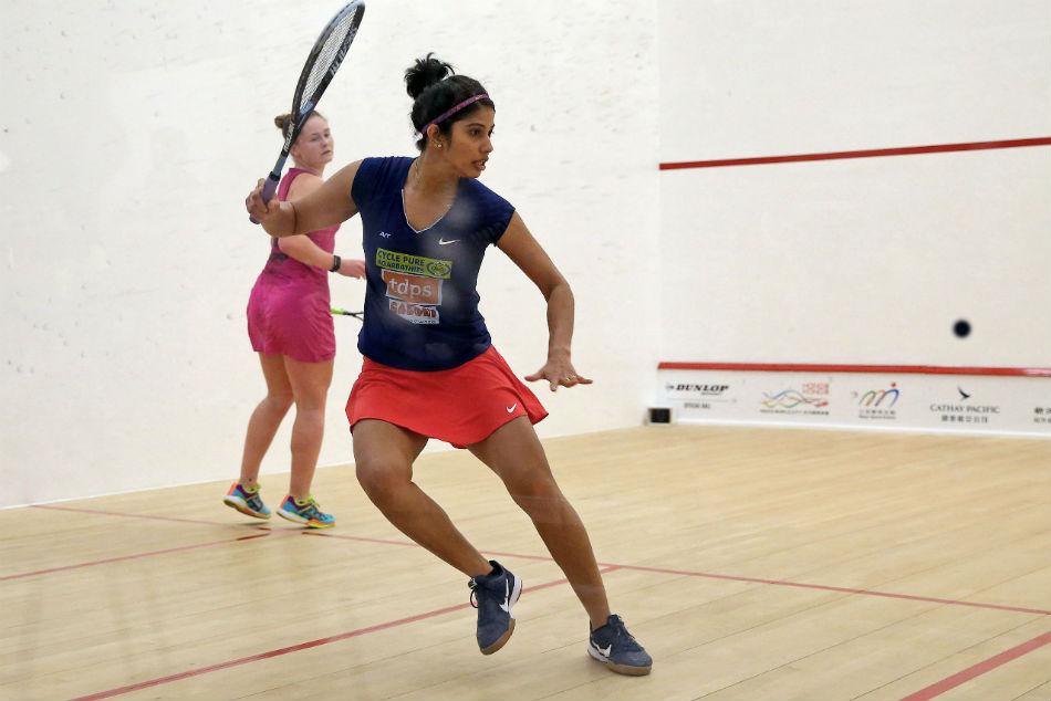 Joshna Storms Into Hong Kong Open Second Round