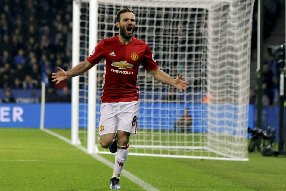 Manchester United's Juan Mata targeted by Inter Milan