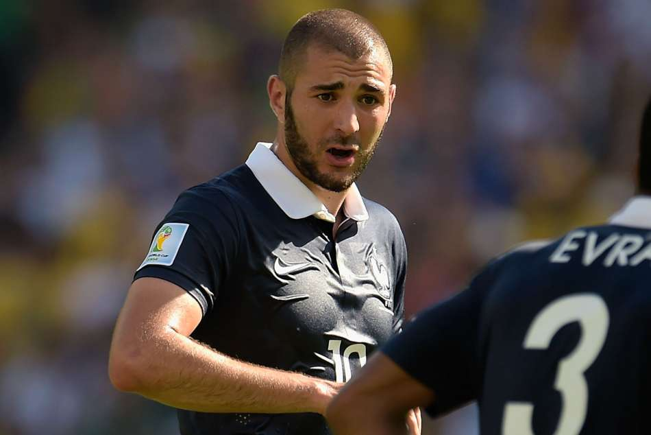 Karim Benzema has not played for France since 2015 after an alleged attempt to blackmail a teammate over a sex tape