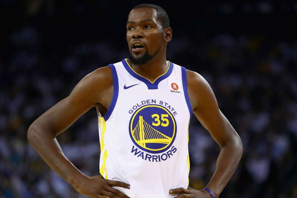 Golden State Warriors Kevin Durant Oklahoma City Thunder Westbrook Nba