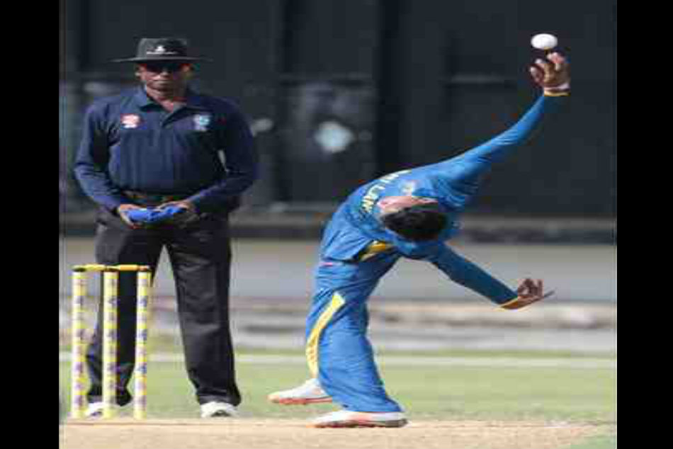 Sri Lanka discover another mystery spinner Kevin Koththigoda with unusual action