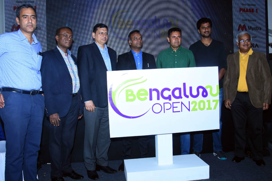 Bengaluru Open Kick Off From Nov