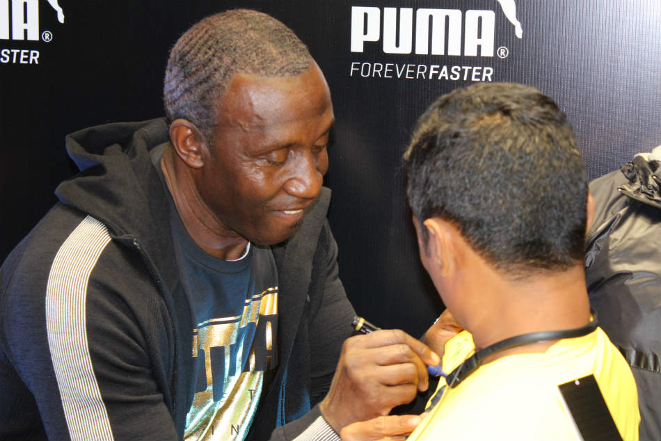 India Never Excelled Athletics Because Cricket Is People Care About Linford Christie