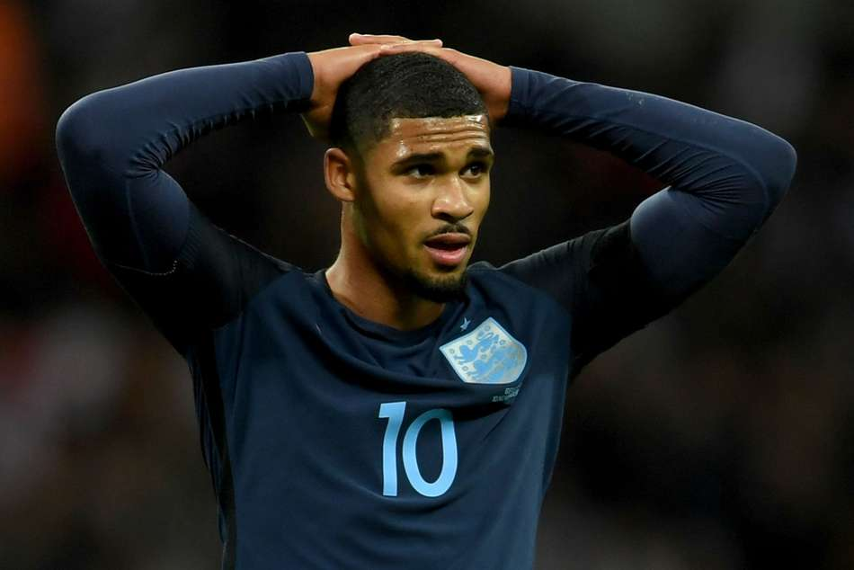 Ruben Loftus-Cheek was a standout performer during the friendly against Germany
