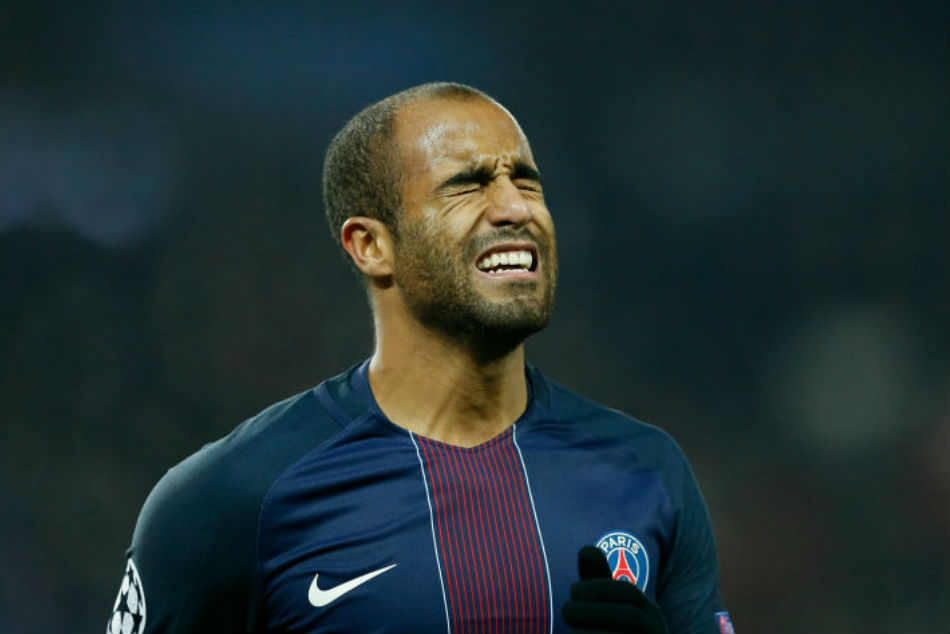 Psg Star Lucas Moura Available A Bargain January