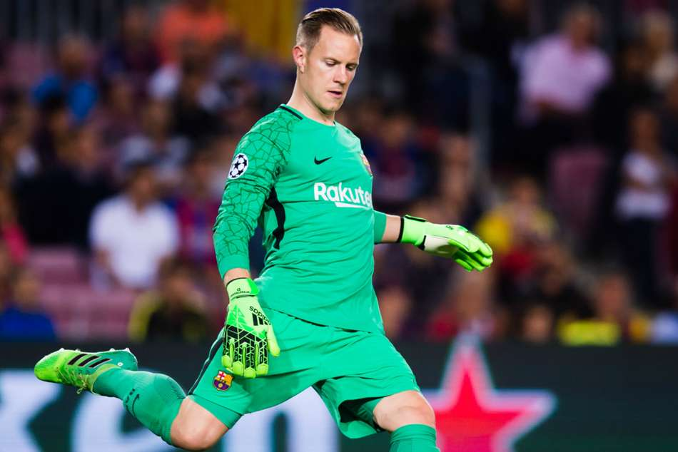 Neuer De Gea Digne Ter Stegen Worlds Best Keeper Barcelona Champions League