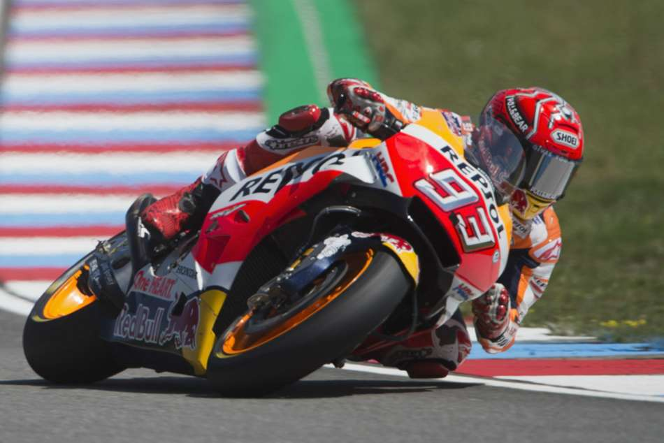 Marc Marquez Wins Fourth Motogp Title