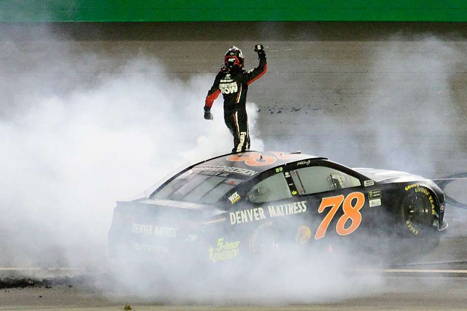 Wins Nascar Championship Rules Results Brad Keselowski Kyle Busch Kevin Harvick Martin Truex Jr