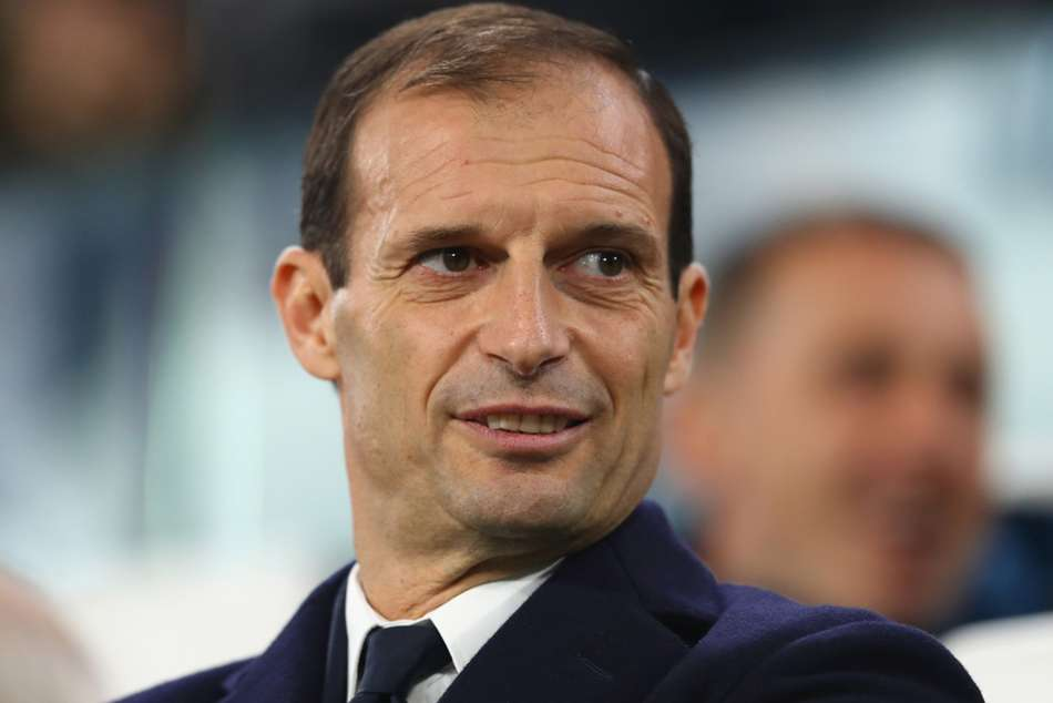 Allegri Satisfied With Draw Against Extraordinary Barcelona