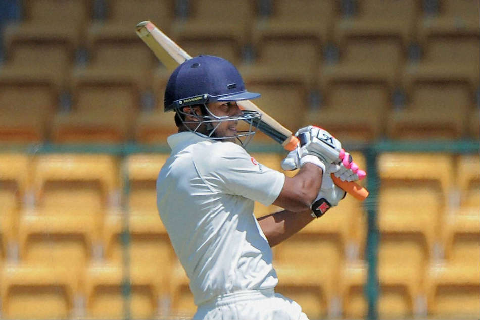 Four Fifties Keep Karnataka Front Against Up