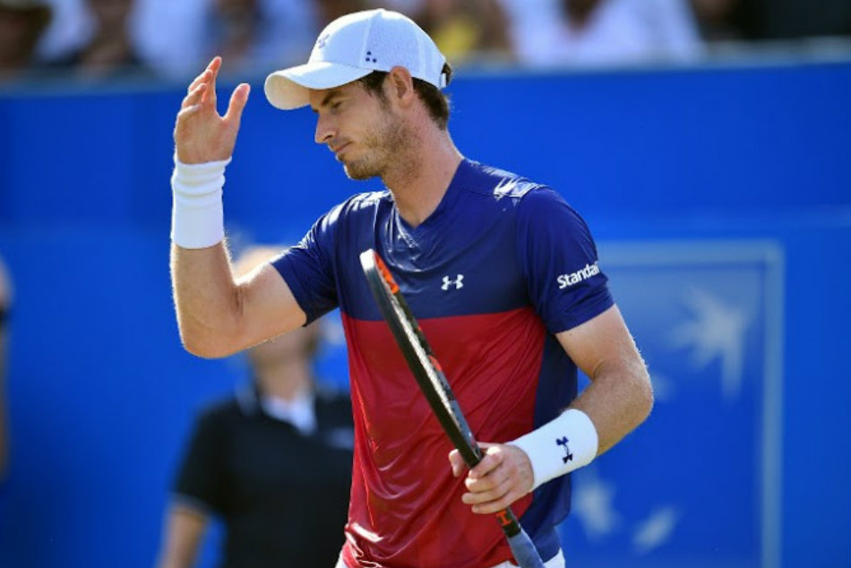Andy Murray has not played a competitive match since struggling through to the quarter-finals of this year's Wimbledon, where he was beaten by Sam Querrey.
