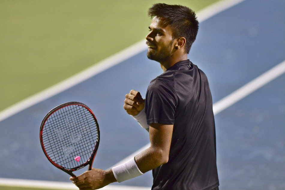Sumit Nagal pocketed 100 ranking points after lifting the Bengaluru Open on Saturday.