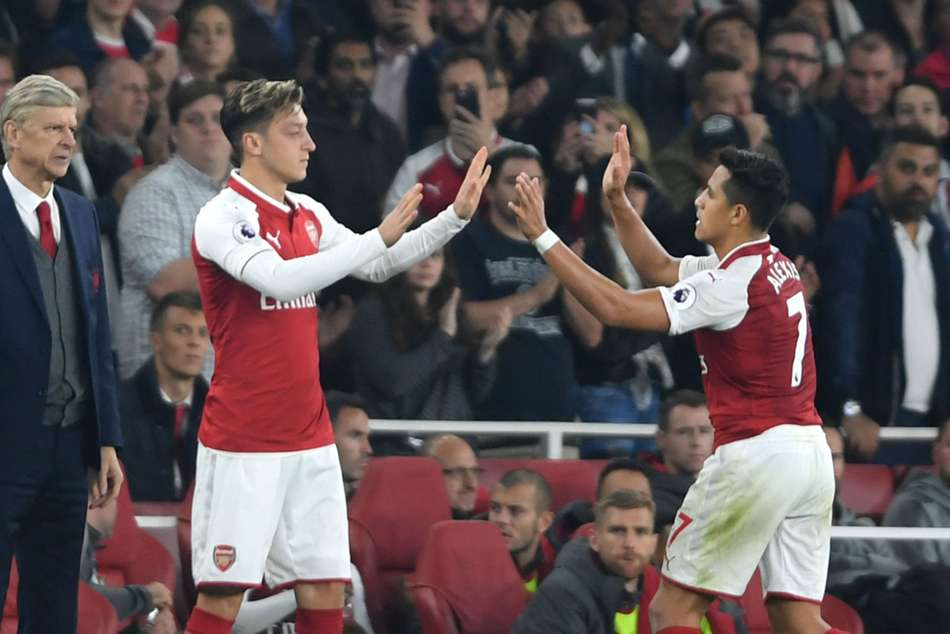 They Love The Club Wenger Hopeful Over Ozil Sanchez Deals