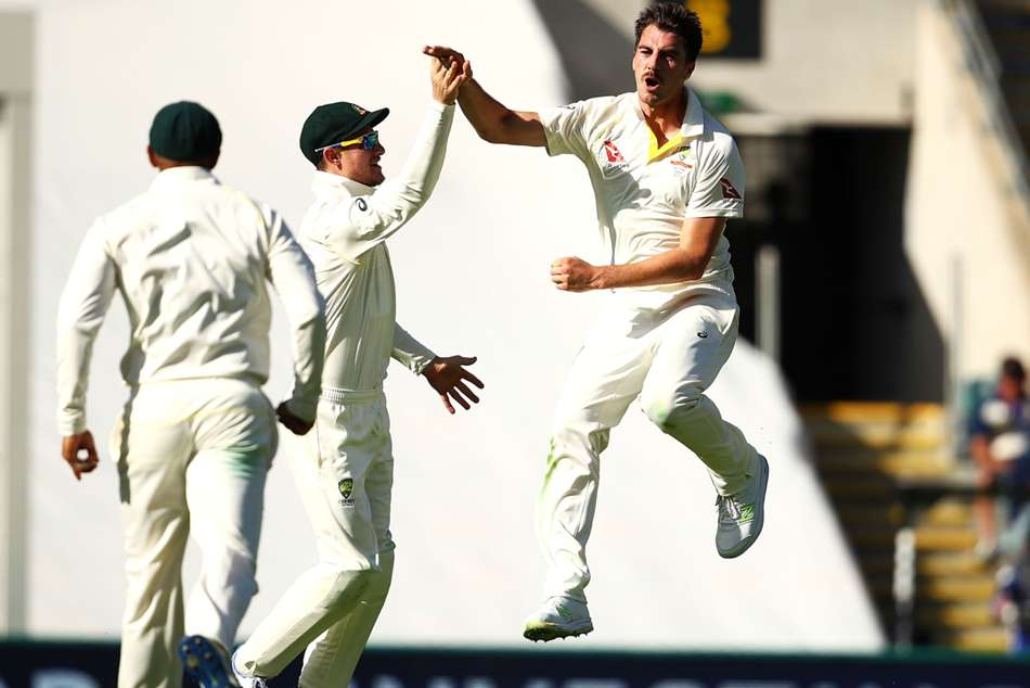 Australia Fight Back On Tight First Day In Brisbane
