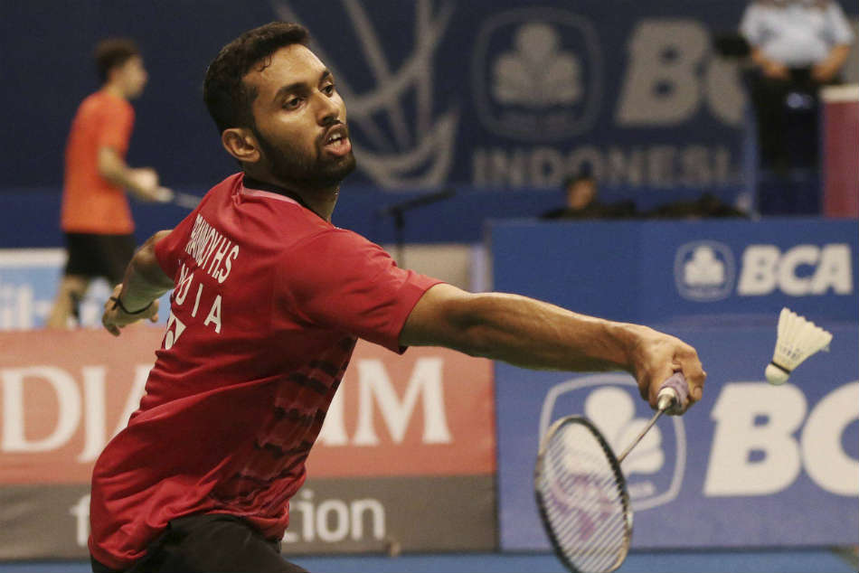 HS Prannoy recorded a win over World No 2 Srikanth